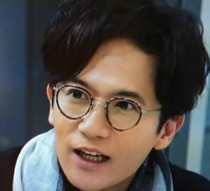 おしゃれな眼鏡の稲垣吾郎